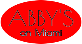 ABBY'S on Miami, Logo